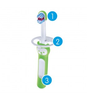 MAM детская зубная щетка First Brush