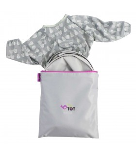 Tidy Tot Cover&Catch Bib