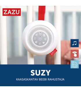 Zazu Suzy Portable Baby Soother