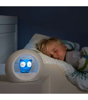 Zazu Lou Nightlight with Cry Sensor