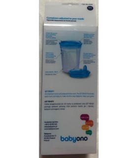 BabyOno Антиколиковая бутылка с широким горлышком 240 ml