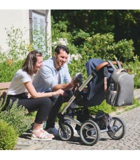 Easygrow Lite Leaf Car Seat (CS) Footmuff